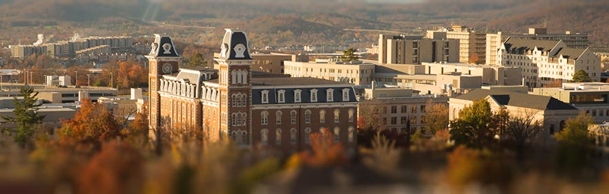 U Of Arkansas >> Home Office Of The Provost University Of Arkansas